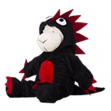 Black/Red Monster Costume-3pc