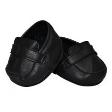 Black Dress Shoes - 2pc