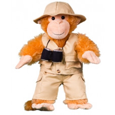 Safari Suit with Binoculars - 4pc