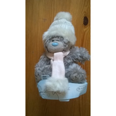 "Winter White Tatty Teddy ""With Love"" by Me To You"