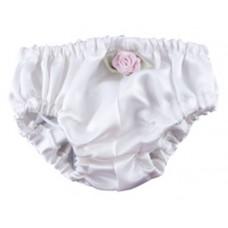 White Silky Panties