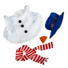 Snowman Outfit - 4pc