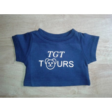 TourGuideTed Tours T-Shirt - Navy
